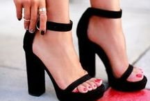 Shoes / by Macy Lang