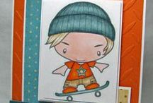 LRS Design Team - JENNIFER / This is where you will find all of the gorgeous designs created by Loves Rubberstamps Design Team Member - Jennifer Greco. You can check out more of Jennifer's work on her blog: Glitter In My Hair / by Tim & Laura Love