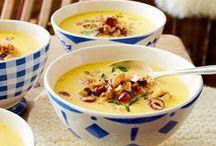 Lecker durch den Winter / Heiße Suppen, dampfende Aufläufe, süße Kuchen und Desserts - die besten Winterrezepte für die kalte Jahreszeit.
