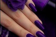 Nail polish mosaic ✿⊱╮ღ ✤