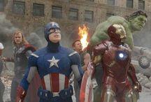 Avengers / Avengers assemble! / by Katie Schimmel