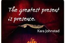 KARA SUTRAS  daily wisdom / #KaraSutras Kara Johnstad is a  singer/songwriter and visionary. She has written anthems such as Message of Hope, Love Never Fails, Thank You, Open Up and Receive, Heal Me Hold Me & many more. She coaches voice internationally. Free gifts, downloads, & personal invites to Kara's concert, http://www.karajohnstad.com