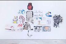 Drawings, prints / by Bénédicte Thoraval