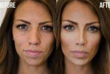 Makeup Transformations ┌∩┐(◣_◢)┌∩┐