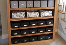 Organization and Cleaning / Organization, cleaning and more