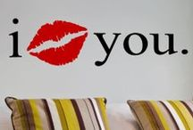WALLTAT Valentine's Day / WALLTAT Wall Decals heart-day inspiration for 2014.  Find your Valentine's Day gift ideas and decor solutions everyone will LOVE.