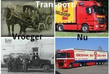 Werken: vroeger en nu / VROEGER & NU  Hoe anders werden functies vroeger uitgevoerd? Wat is er veranderd in de diverse beroepstakken? Wij nemen jullie graag mee terug in de tijd.