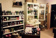 Tiendas | Stores/Shops / Ideas para una tienda