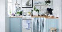 Living ~ Kitchen