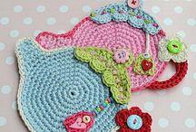 Crochet / Örgü dünyası