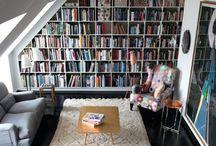 Reading room..