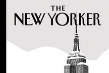 The New Yorker / by Bénédicte Thoraval