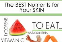 Beautiful skin / Natural Skincare For Beautiful Skin :)