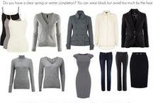 Capsule Wardrobe/Travel Wardrobe