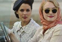 entre costuras / 1940's fashion