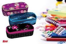 Back to school/ Hurá do školy! / Kolekce školních potřeb, batohů a doplňků pro Vaše dítka školou povinná