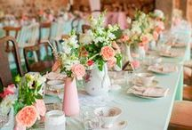 Wine & Dine / Ideeen, inspiratie en leuke items voor dineetjes, mooi gedekte tafels, eten, drinken, koken.