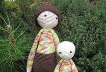 moje hačkování / háčkování, crochet