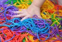Sensory Play / Sensory play activities for kids.