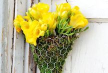 Bloemen en Bloemschikken