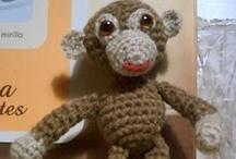 Mis Monos amigurumi