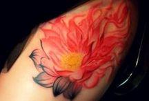 Tattoos. *** / by Miranda K