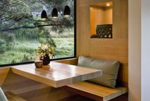 house interior / different interior designs I like