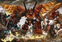 Transformers / by Chris Katsanos
