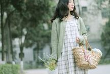 Mori and Dolly Kei / Japanese fashion style that I fell in love with.