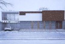Winter House / Winter House designed by baustudio.