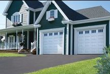 Classic & Traditional Style / Our selection of classic & traditional style is sure to enhance the look of any home for years to come. #garagedoor #classic #traditional