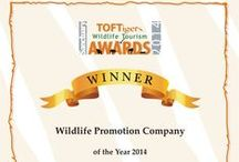 TOFT TIGERS TOURISM AWARDS – 2014