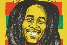 Bob Marley / Celebrating the man, the music and the lifestyle.