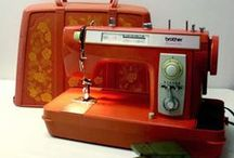 Sewing machine. Brother