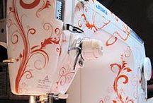 Sewing machine. Juki.