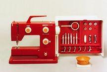 Sewing machine. Bernina