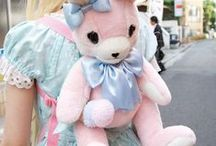 Lolita and Fairy Kei / At the very least.
