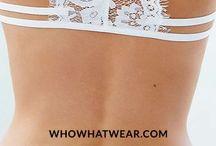 underware/lingerie