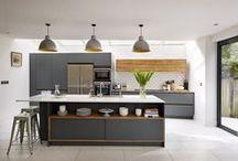 Dream Kitchens / Inspiring kitchen design
