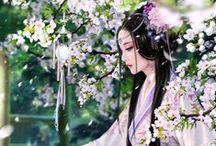 Calming beauty