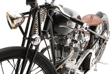 Cool Bikes / by B.F.H.