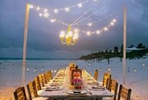 Wedding design: venue, food, decor