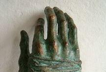 Misja art / bronze sculptor.