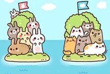 Fluffy Friends ♥
