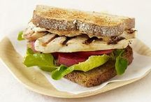 Light Lunches / Be inspired by these quick and easy lunchtime recipes, and stay full until dinner!