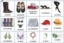 Vocabulario: prendas de vestir