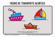 Vocabulario: medios de transporte