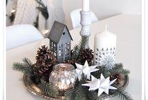Christmas - Natale / Idee per composizioni e allestimenti natalizi