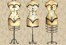 Mannequin couture....