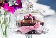 Présentoir à gâteau